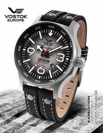 Vostok Europe Expedition North Pole YN55-595A639 férfi karóra