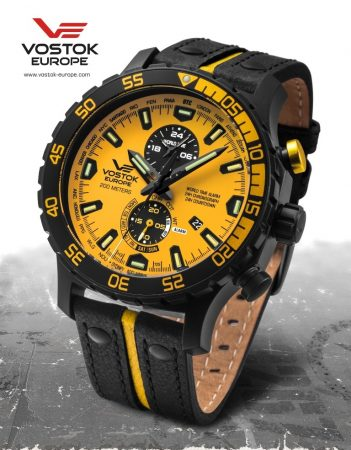VOSTOK EUROPE EXPEDITION EVEREST YM8J-597C548