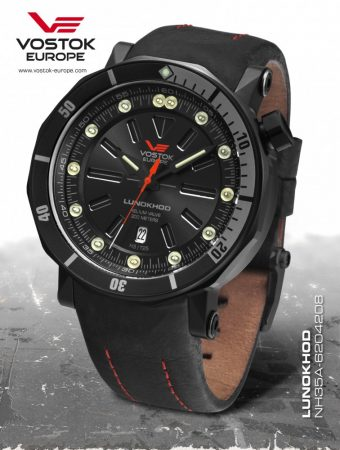 VOSTOK EUROPE LUNOKHOD 2 AUTOMATIC 6204208