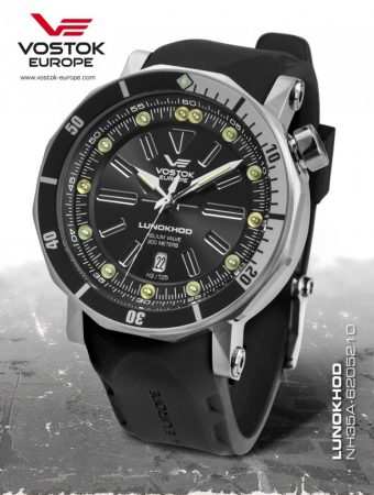 VOSTOK EUROPE LUNOKHOD 2 AUTOMATIC 6205210